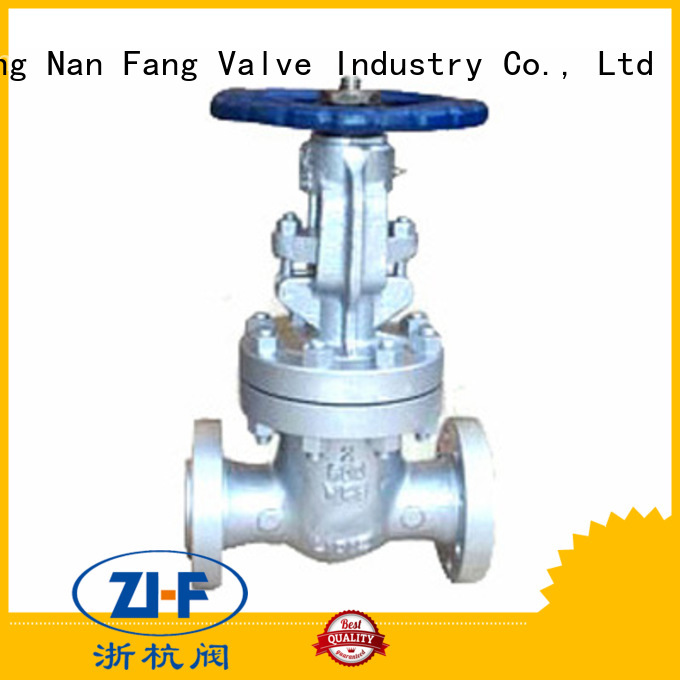 oem gate control valve supplier coal chemical industry