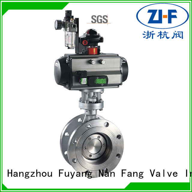 china motorized butterfly valve machine papermaking