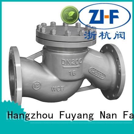 industrial check valve tool metallurgy Nanfang
