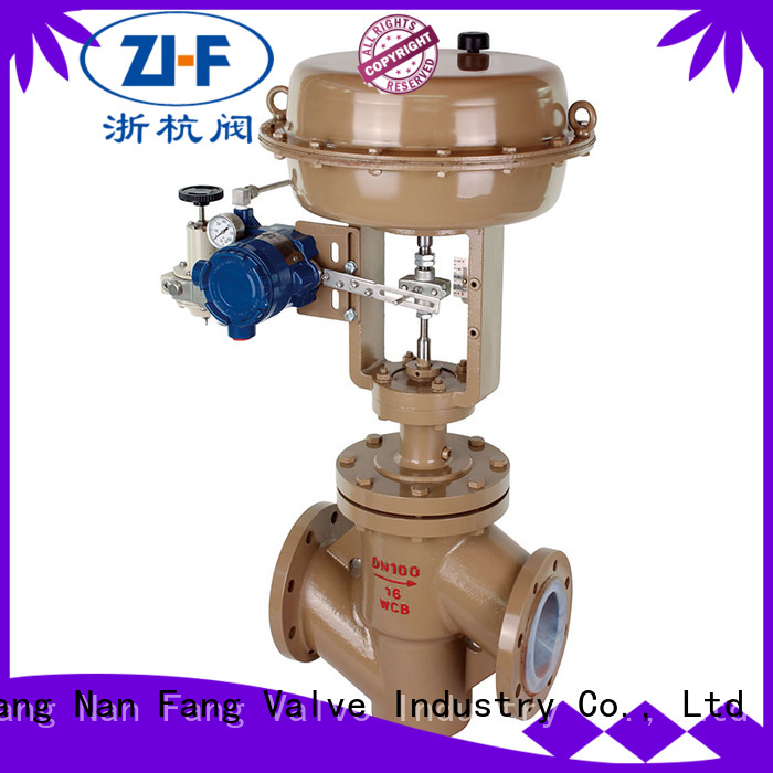 Nanfang mechanical pressure control valve valve pipelines Transportation