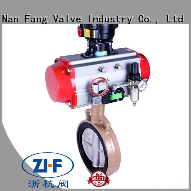 china motorized butterfly valve valve LNG