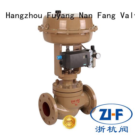Nanfang pressure control valve manufacturer pipelines Transportation