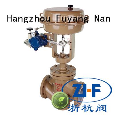 Nanfang safe pressure control valve manufacturer papermaking