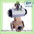 Nanfang industrial automatic ball valve tool LNG