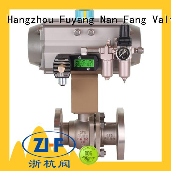 Nanfang motorised ball valve tool industry