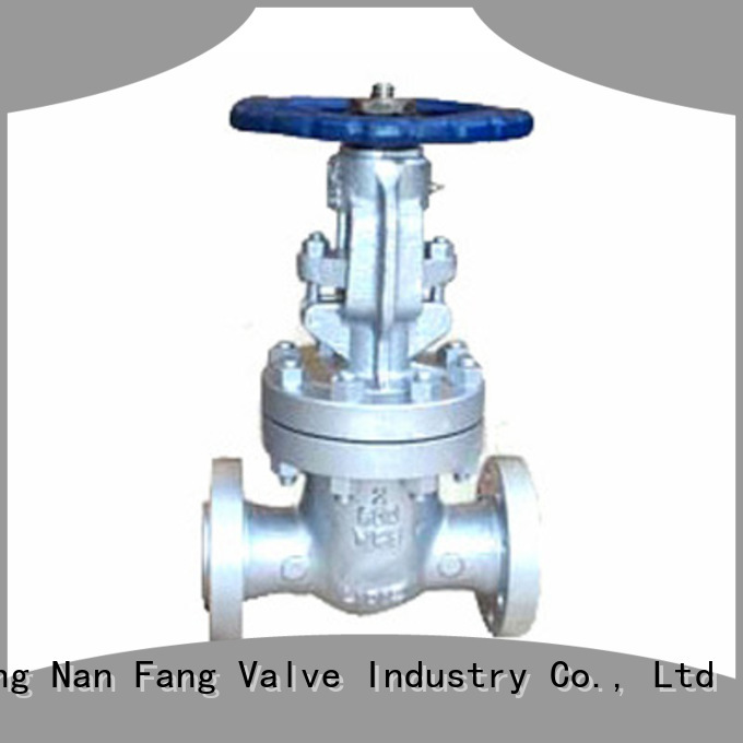 Nanfang electric valve supplier LNG