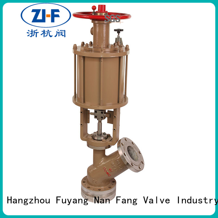 Nanfang bottom bottom valve supplier metallurgy