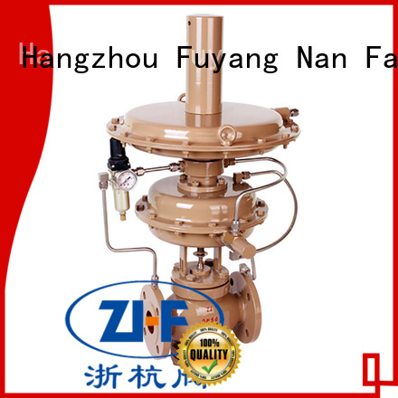 Nanfang self self actuated the control valve valve chemical fiber