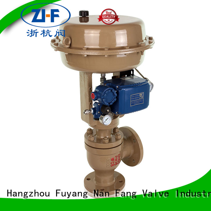 2 port isolation valve