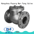 Nanfang industrial check valve supplier LNG
