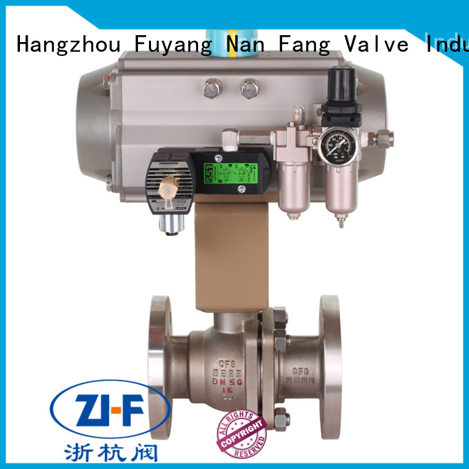 electric ball valve supplier coal chemical