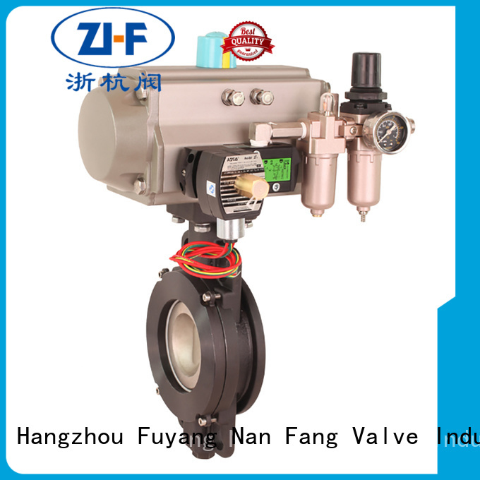 custom motor operated butterfly valve tool