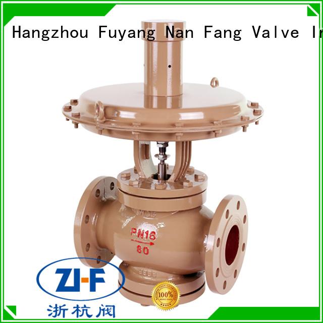 pressure self regulating control valve tool metallurgy
