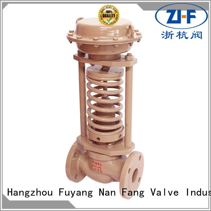 Nanfang mechanical self regulating control valve tool electricity