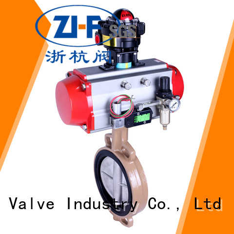 Nanfang electric butterfly valve supplier electricity