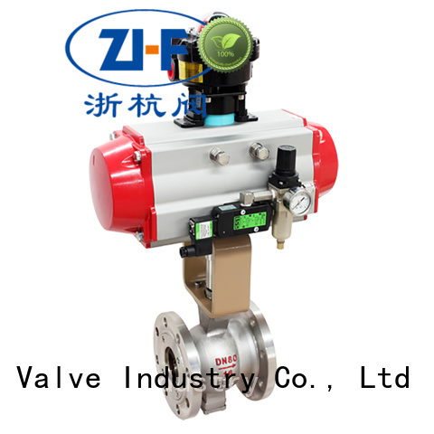 Nanfang electric ball valve manufacturer industry