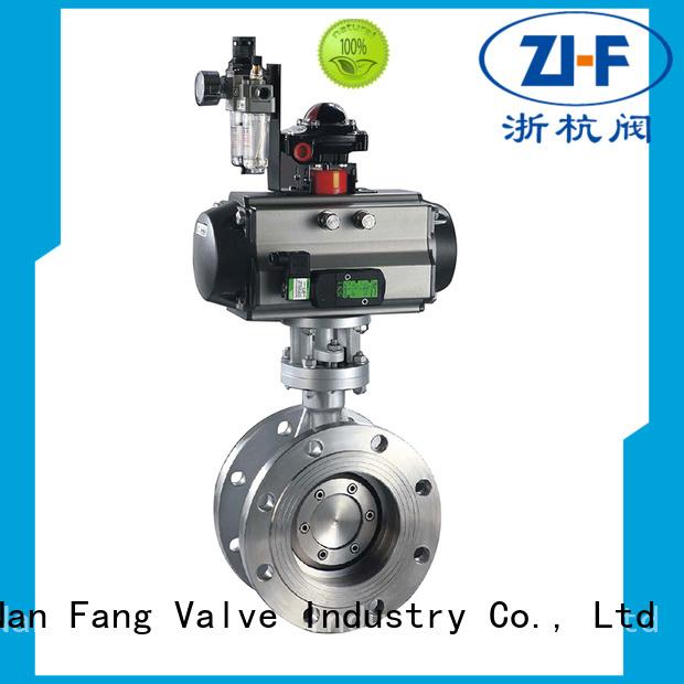oem electric butterfly valve valve