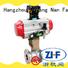 Nanfang electric ball valve machine global oil refining