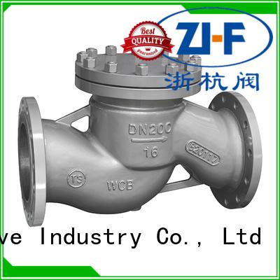single industrial check valve valve metallurgy