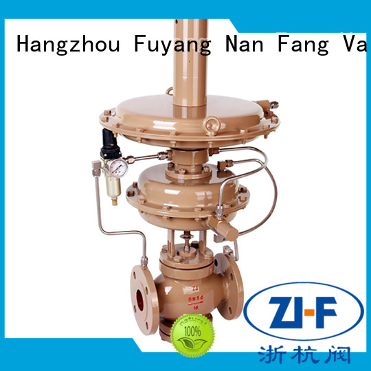 Nanfang high pressure steam pressure control valve coal chemical industry