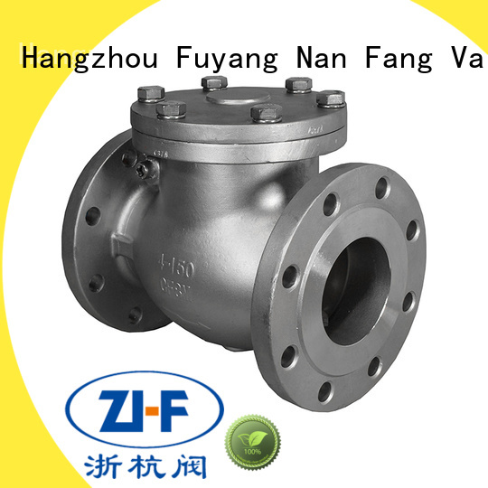 Nanfang industrial check valve machine LNG