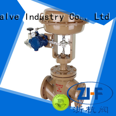 Nanfang pressure control valve supplier LNG