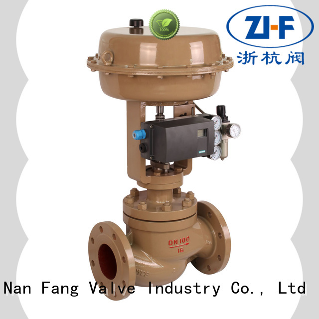Nanfang cage type control valve tool new energy