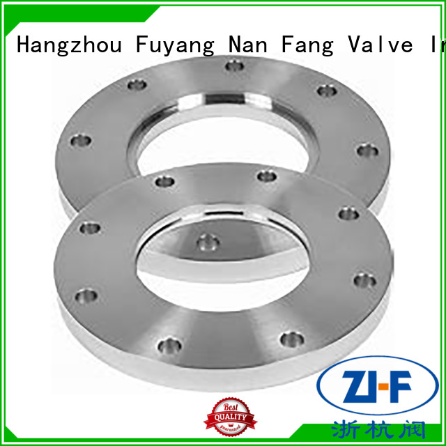 Nanfang oem metal flange supplier LNG