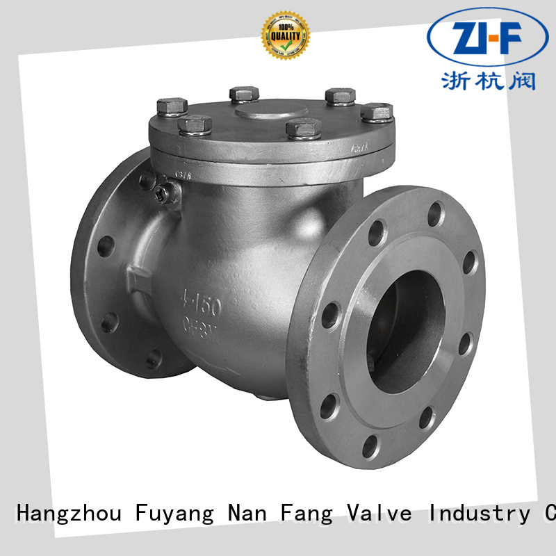 Nanfang industrial industrial check valve manufacturer coal chemical industry