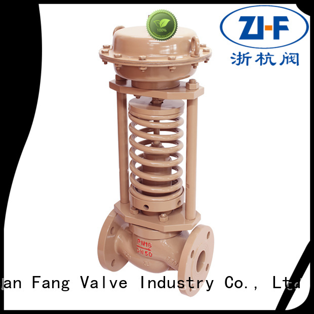 Nanfang high pressure self actuated the control valve valve pipelines Transportation
