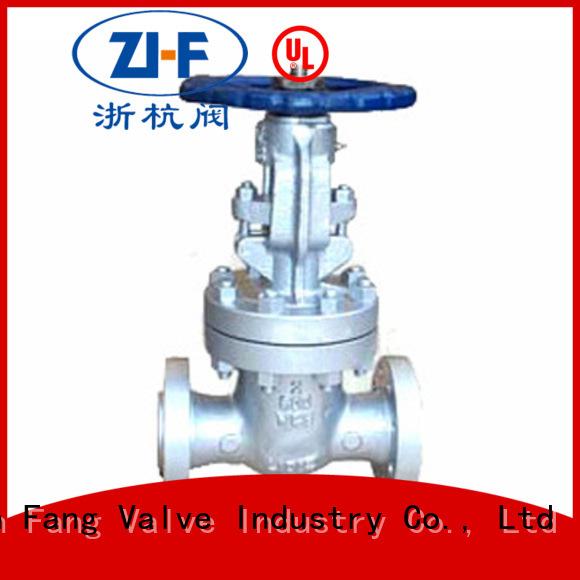 Nanfang china gate control valve manufacturer chemical fiber