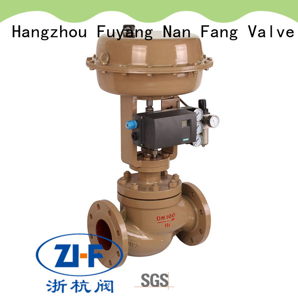 mechanical cage type control valve manufacturer pipelines Transportation