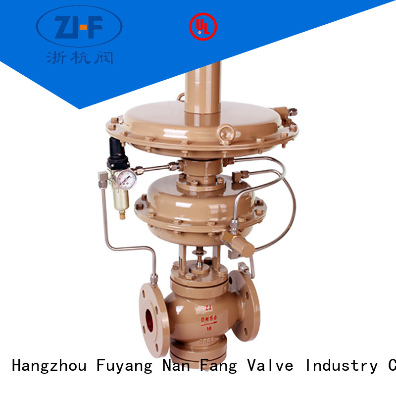 pneumatic self regulating control valve supplier electricity