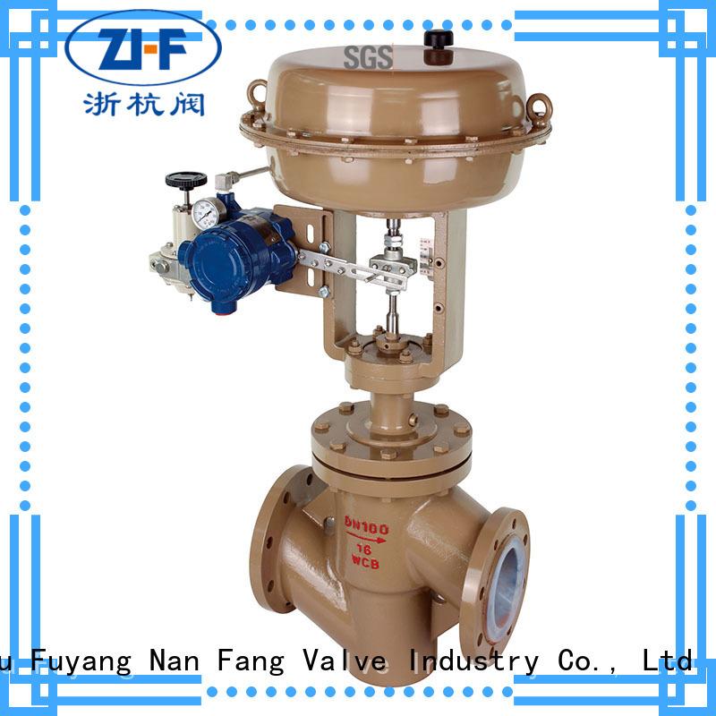 Nanfang safe pressure control valve supplier electricity