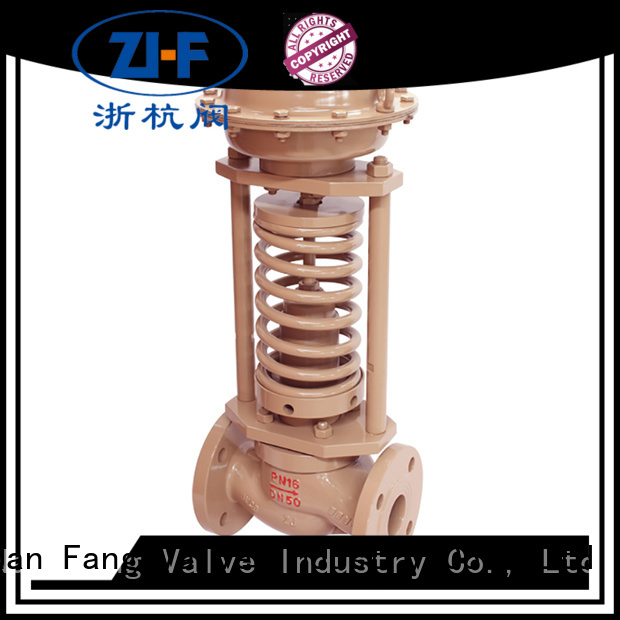 Nanfang self acting control valve new energy