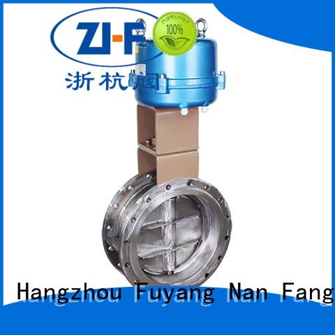 oem motor operated butterfly valve machine metallurgy