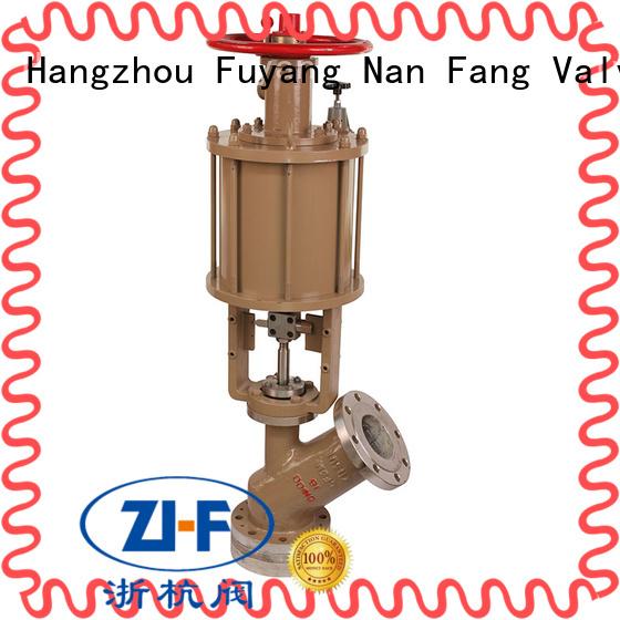 special bottom valve supplier chemical fiber