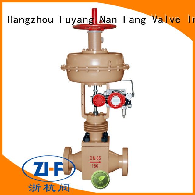 pneumatic cage type control valve machine metallurgy