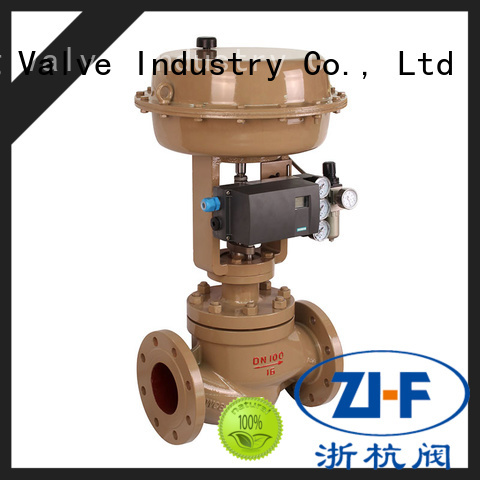 Nanfang mechanical high pressure flow control valve new energy