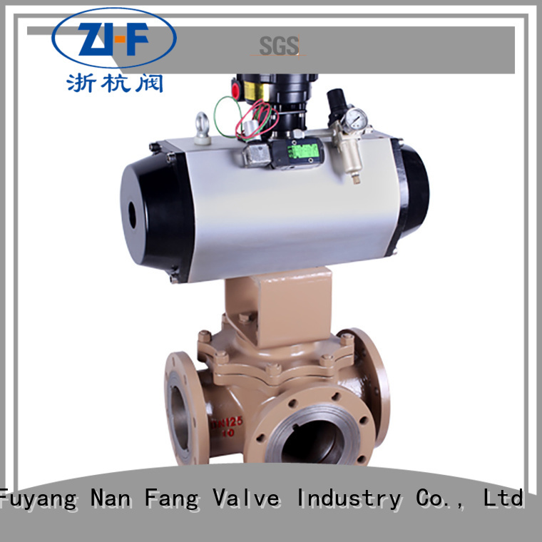 electric ball valve manufacturer chemical fiber