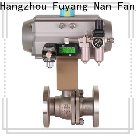 valve flange