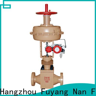 plug control valve