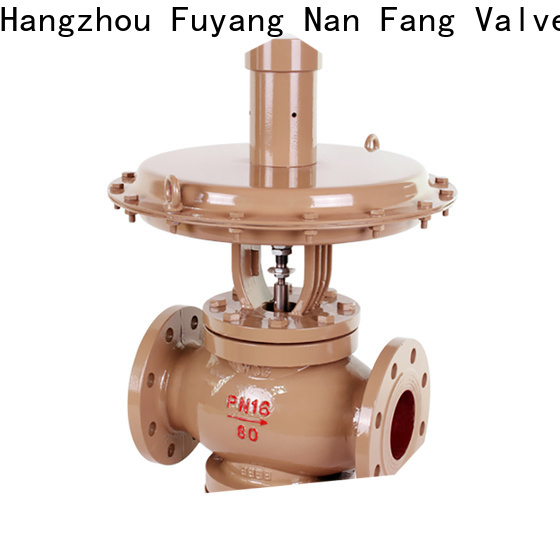 Nanfang pneumatic pressure reducing valve setting Solution new energy