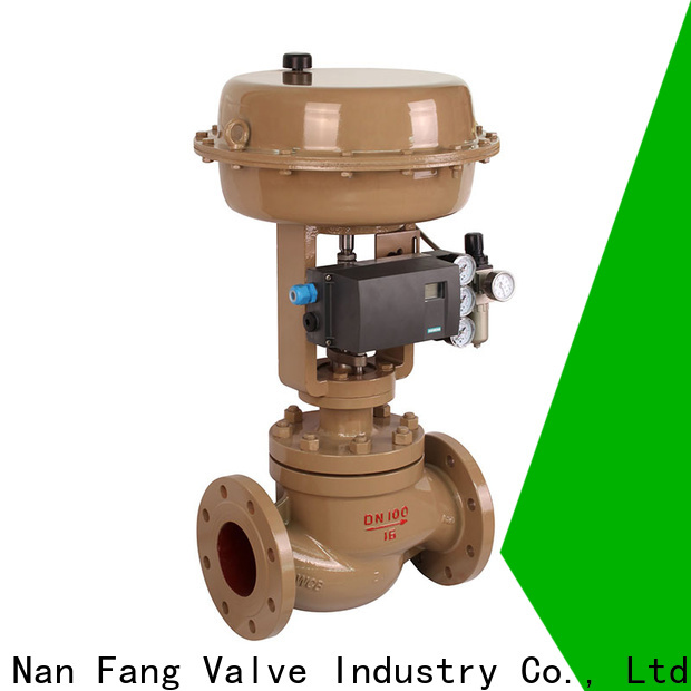 hand control valve