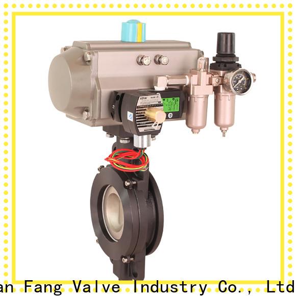 Nanfang flow control ball valve tool LNG