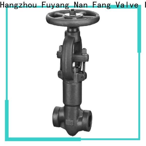 Nanfang globe valve seat machine LNG