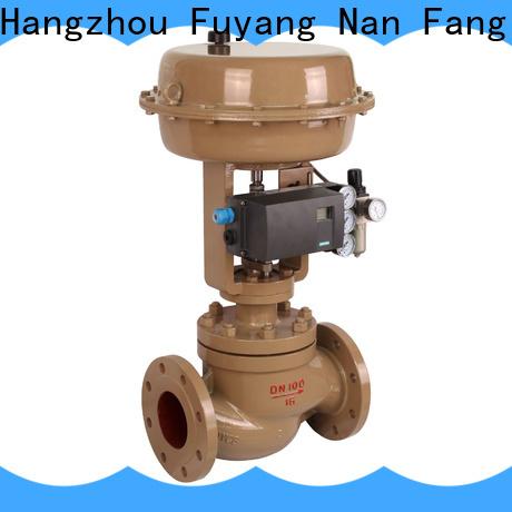Nanfang pneumatic valve selection guide pdf pipelines Transportation