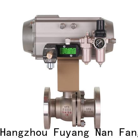 Nanfang kf ball valves machine industry