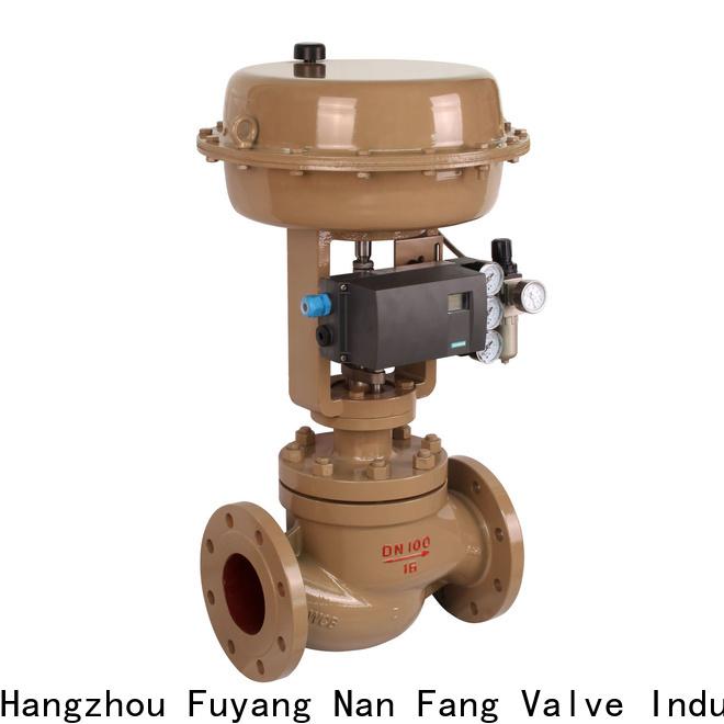 fisher steam control valve