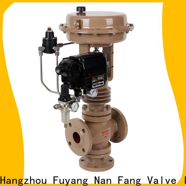Nanfang high pressure valve trim definition manufacturer metallurgy